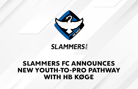 slammers fc and hb koge headline picture